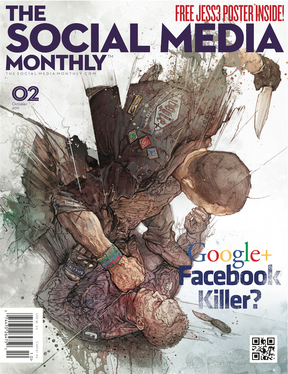 The Social Media Monthly - October