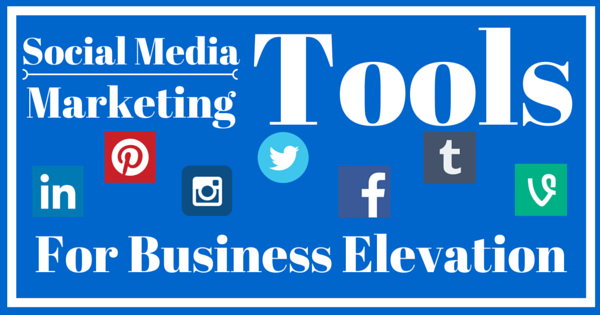 social media top marketing tools