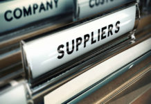 becoming a supplier