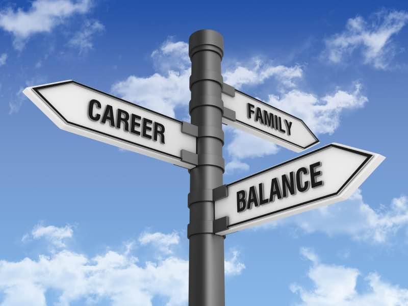 kids career and balance