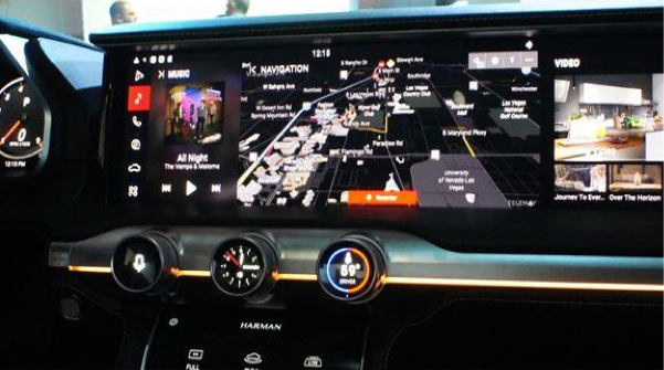 Infotainment – The automotive industry and its suppliers have been focusing a lot of attention on the vehicle's dashboard to provide the driver with a growing range of options and capabilities available from the infotainment center. In the longer term, owners will be able to customize their screen with their applications and their usage style.
